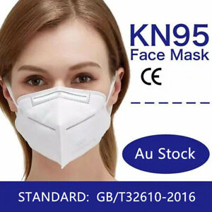 Adult Disposable Face Cover Mask High Grade N95 KN95 AU Stock Approved Seller