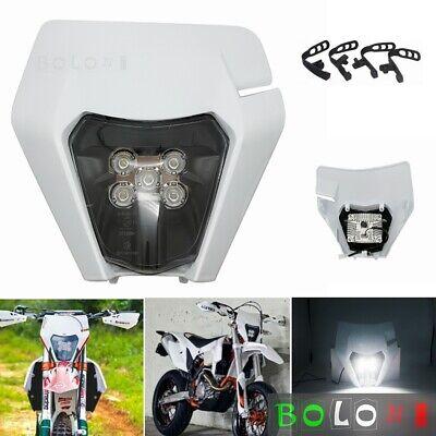 Motorcycle Headlight For Yamaha Honda WR 450 250 YZ TTR