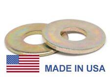 SAE Pattern Flat Washers Steel Zinc Plated 25 lb #12
