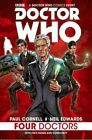 Doctor Who Four Doctors 9781782765967 by Paul Cornell Hardback