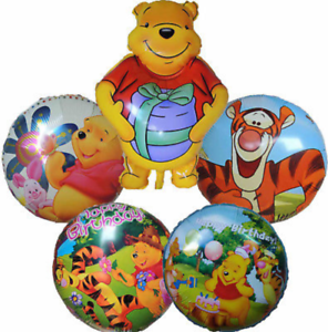 WINNIE-the-POOH-Balloons-Party-Supplies-Party-Decor-Baby-Shower-Birthday-lot