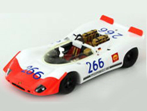 Spark Model 43TF69 Porsche 908/2 Mitter/Schuetz Targa Florio Winner 1969 1:43