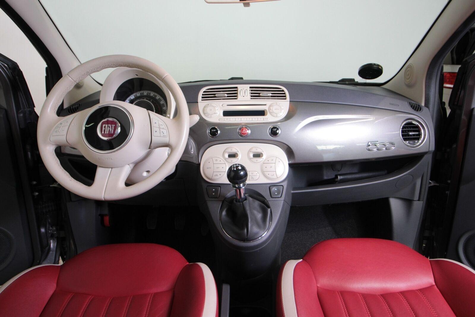 Fiat 500 TwinAir 80 Fashion