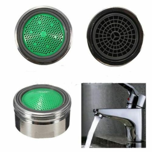 2Pcs 23mm DIY Faucet Nozzle Filter Water Saving Aerator Faucet Head Diffuser