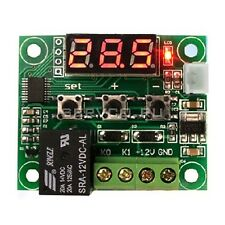 W1209 -50~100 digital temperature controller thermostat switch 12V with sensor