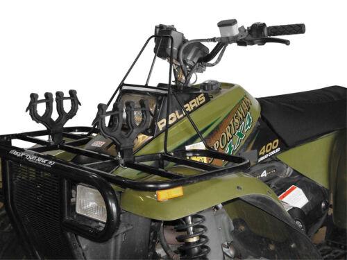 ATV Double Gun Bow Mount Tool Holder Graspur Protective All Terrain Pack Rack