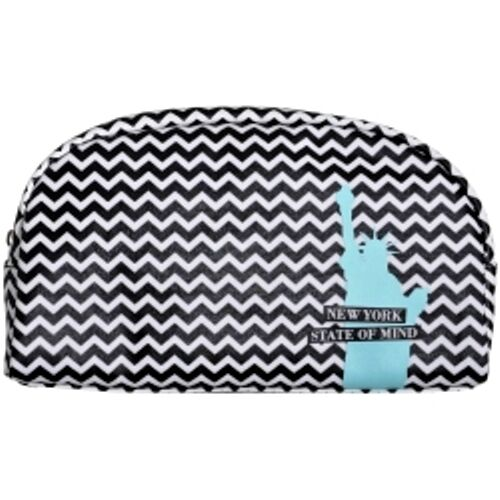 PENCIL CASE URBAN BY MODENA LARGE METRO MAKE UP OR TOILETRY BAG