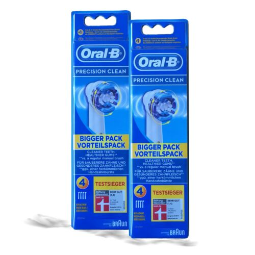 Oral B Precision Clean SPAZZOLE ORIGINALE OralB ricambio spazzole spazzolini