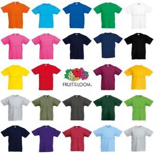 Fruit-of-the-Loom-Boys-Girls-Original-T-Shirt