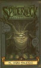 Spiderwick cronicas: El ogro malvado DiTerlizzi, Tony, Black, Holly Hardcover