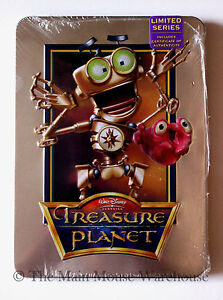 Disney-Treasure-Planet-on-DVD-in-Real-3D-Collectible-Tin-Packaging-Includes-COA