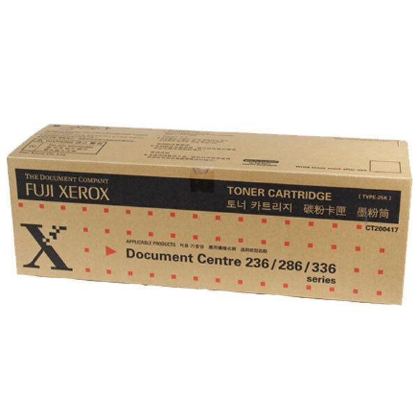 Xerox Original CT200417 BLACK DC236 DC286 DC336 DCII2005 DCII2055 - 25000 Pages