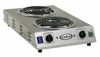 Cadco Cdr-2tfb Hot Plate, Double, 220v