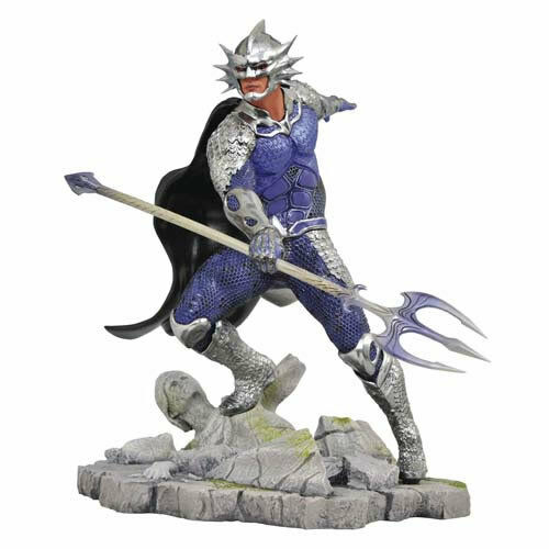 DC AQUAMAN MOVIE OCEAN MASTER PVC GALLERY STATUE PREORDER