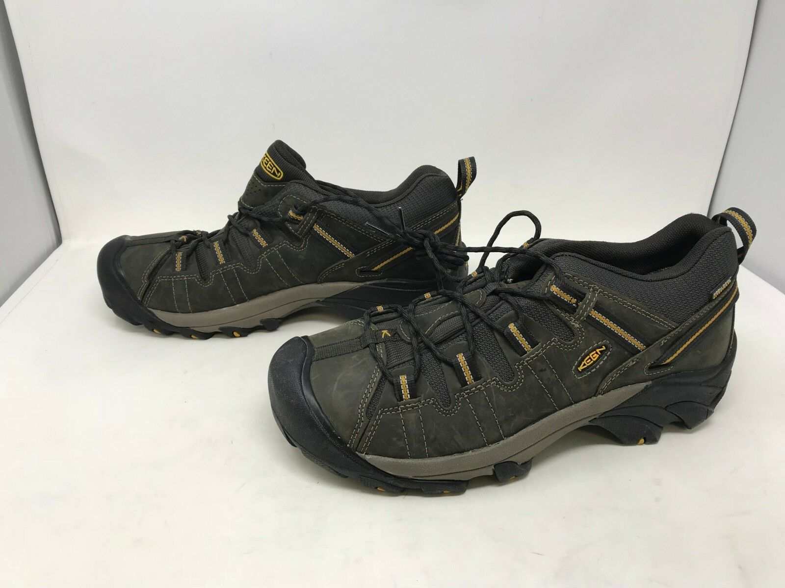 Uomo Keen (1012213) TARGHEE II WATERPROOF Hiking scarpe (23M)