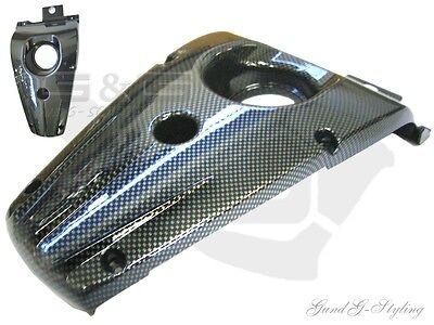 MBK Nitro//Yamaha Aerox Carbon-Look Haltegriffe f/ür Soziusabdeckung Verkleidung TNT