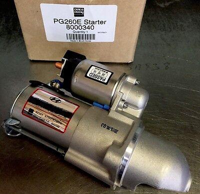 NEW OEM STARTER FITS CLARK FORKLIFTS CL1242718 36100-2CC00 361002CC00 8000340