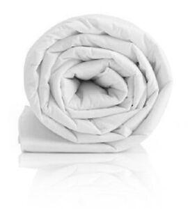Bedding Heaven® 3 tog Luxury Summer Weight SOFT & LIGHT Hollowfibre Duvet