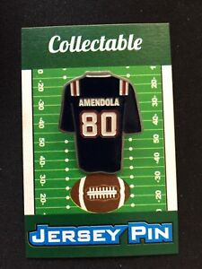 competitive price ecae2 a5174 Details about New England Patriots Danny Amendola jersey lapel  pin-Collectable-Fan Favorite