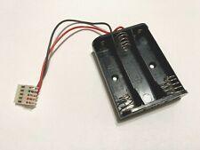 Ibm Wheelwriter Typewriter Battery Pack Box Holder 3 Aa Batteries 1337966