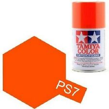 Tamiya PS-7 Orange Polycarbonate Spray Paint Mid-America Naperville