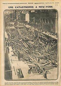 Explosion-Dynamite-New-York-City-Subway-Metro-USA-Tramway-WWI-1915