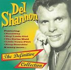 Definitive Collection [Recall] by Del Shannon (CD, Nov-1998, 2 Discs, Recall (UK))