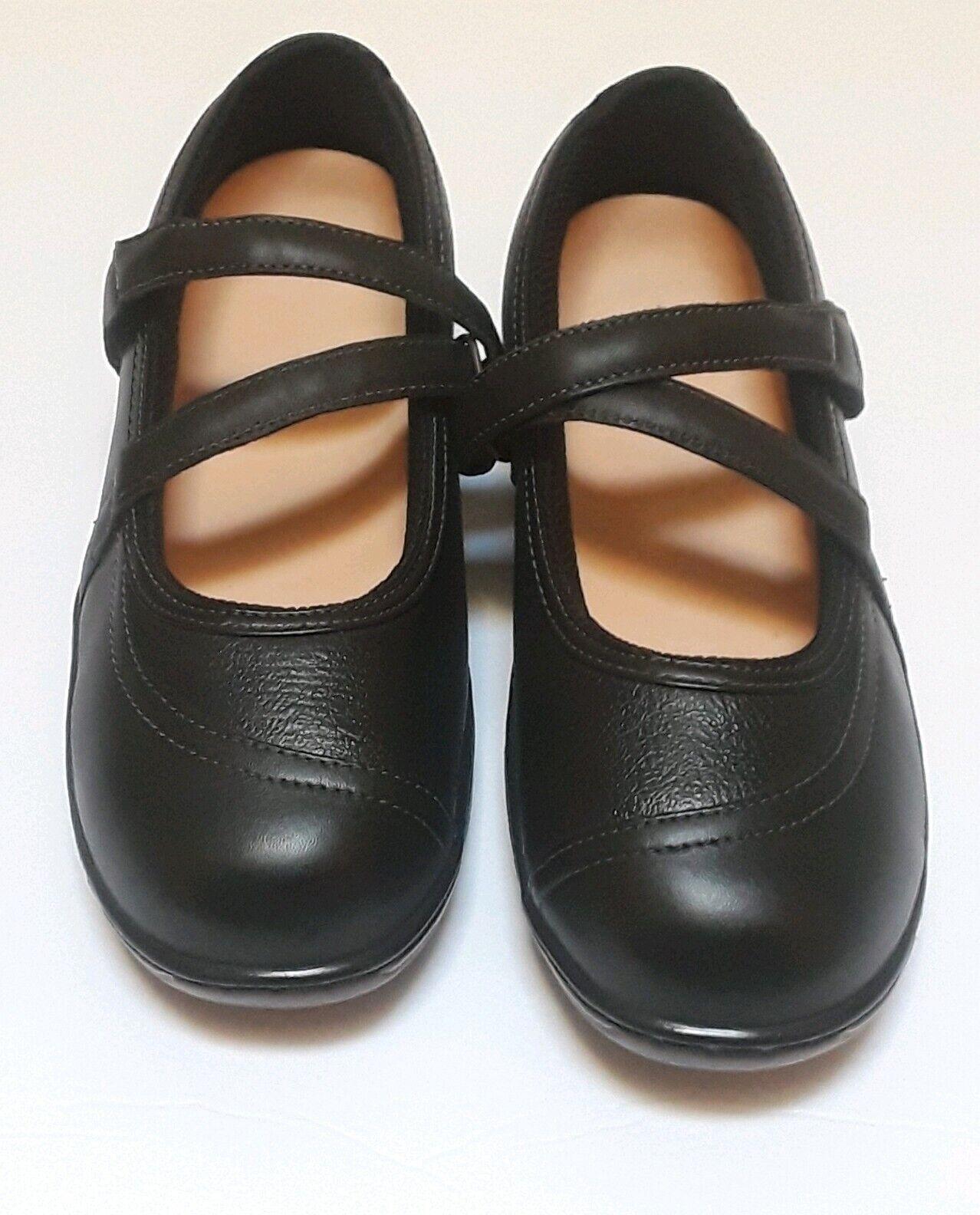Ortho Feet Size 6 1 2 Celina Womens Orthopedic Diabetic Mary Jane shoes