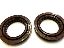 05-09 POLARIS RANGER 700 & 500 - REAR DIFFERENTIAL AXLE SEALS SET gearcase 900