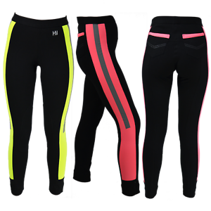 HyVIZ Reflector Jodhpurs sizes 26 -30  Pink or  Yellow, safe riding visibility  fast delivery