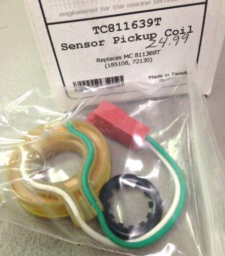 #03854001 #TC811639T 18-5108 NEW TECH20 OUTBOARD SENSOR PICKUP COIL MC811369