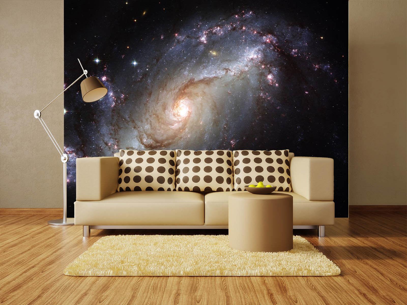 3D Whirlpool Stars 712 Wall Paper Murals Wall Print Wall Wallpaper Mural AU Kyra