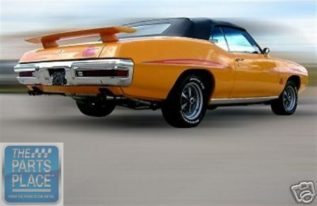 1970-71 GTO Judge Appearance Kit - Coupe / Convertible - Blue - Pink - Orange