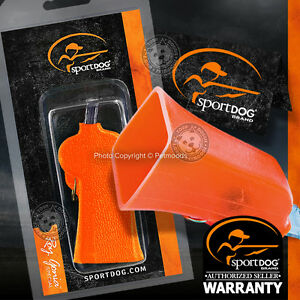 SportDOG-SAC00-11755-ROY-GONIA-034-The-Answer-034-Mega-Dog-Whistle-Orange-Without-Pea
