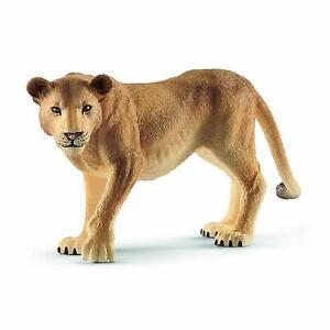 Schleich-14825-Lioness-Wild-Animal-Model-Female-Lion-Toy-Figurine-2019-NIP
