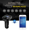 Fm-Transmitter-Bluetooth-Handsfree-MP3-Radio-Player-Car-Kit-3-1A-USB-Charger thumbnail 2