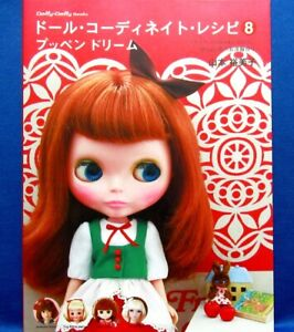Dolly-DOLLY-DOLL-Coordinate-Recipe-8-Japanese-Doll-Clothes-Pattern-Book