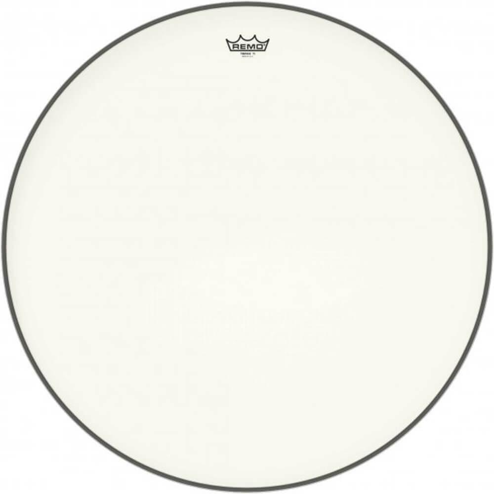 Remo TI-2800-00 TI-Series Hazy Timpani Drum Head, 28
