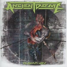 ANCIENT DOME-HUMAN KEY-CD-thrash-metal-defiance-testament-death angel-overkill