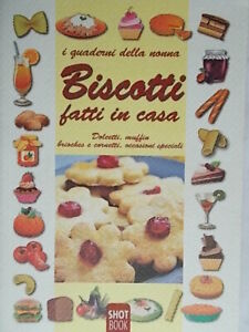 Biscotti fatti in casa muffin brioches cornetti ricette cucina natale pasqua 800