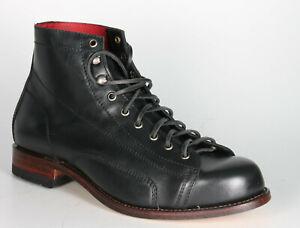 Sendra veterschoenen 12915 Black Handmade Milles Negro vw8nOymNP0