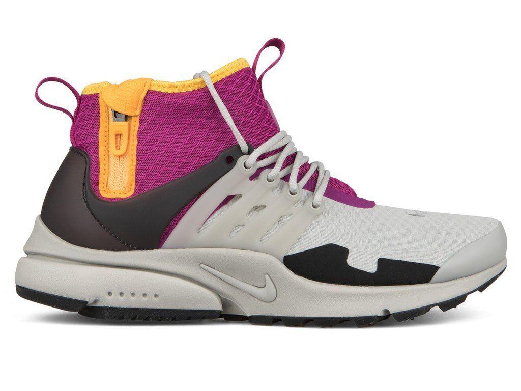 Nike Air Presto Mid SP Men`s schuhe AA0868-006 Größe 6 6 6 UK 8207ce