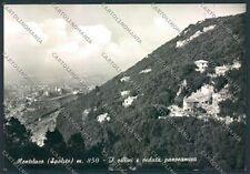Perugia Monteluco Foto FG cartolina EE3815