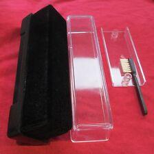 Malvern Audio MA424 Pro Super Plush Velvet Disc Cleaner + Stylus Brush for Vinyl