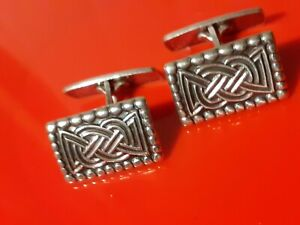 Vintage Norwegian David Andersen ONE Clip On Earring Sterling Silver D-A 925s Norway Jewelry Scandinavian Viking
