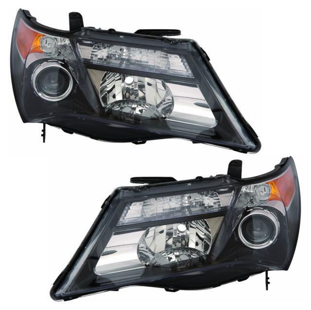 For 2010 2011 2012 2013 Acura Mdx Advance/Elite Headlights