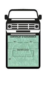 Porte étui vignette assurance auto Dodge Van Stickers rétro - France - État : Neuf: Objet neuf et intact, n'ayant jamais servi, non ouvert. Consulter l'annonce du vendeur pour avoir plus de détails. ... Marque: SAR-MLB - France