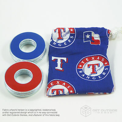 8 VVashers™ w// Tampa Bay Buccaneers Fabric BagWasher Toss Washers Game