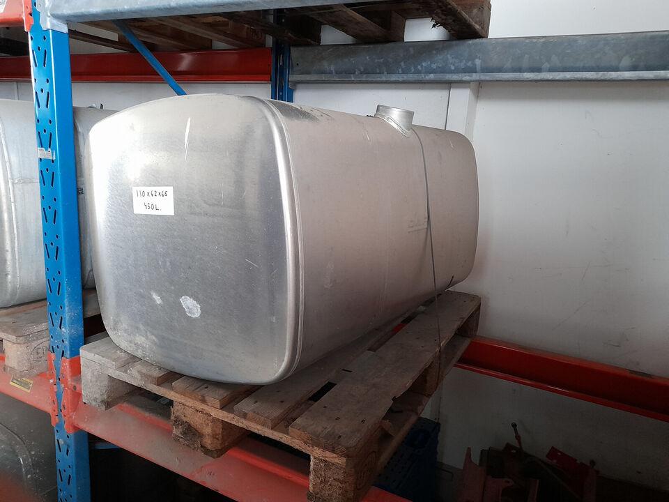 Afmonteret 450 liters DAF tanke