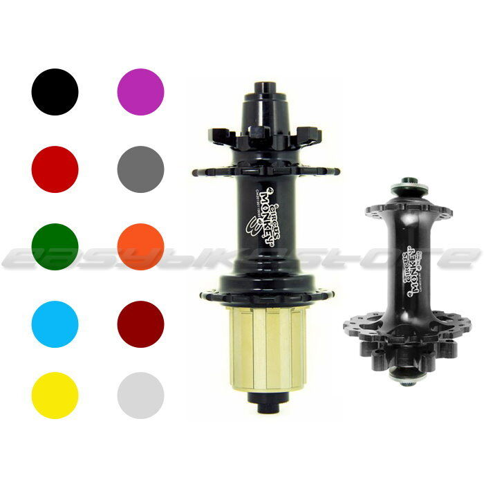 10 colors  Front + Rear HubSet  Circus  Monkey HDW2 HDW3 Disc Hub MTB 24 28 32H  brand